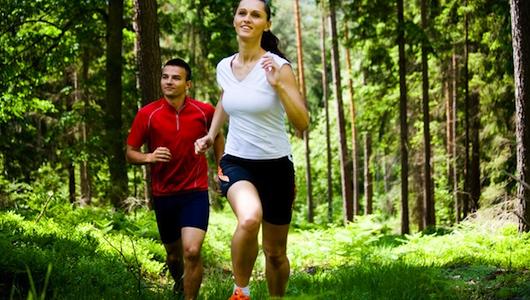 vad ska man äta efter löpning