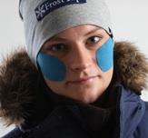 skydda ansiktet mot kyla